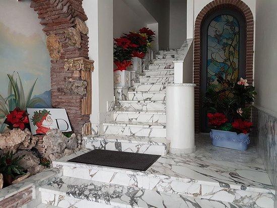 Misterbianco, Italy: Ingresso