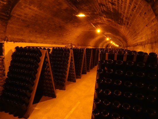 Epernay, Francia: Visite caves