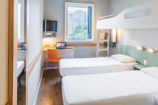 Hotel ibis budget Rio de Janeiro Centro, hôtels à Rio de Janeiro