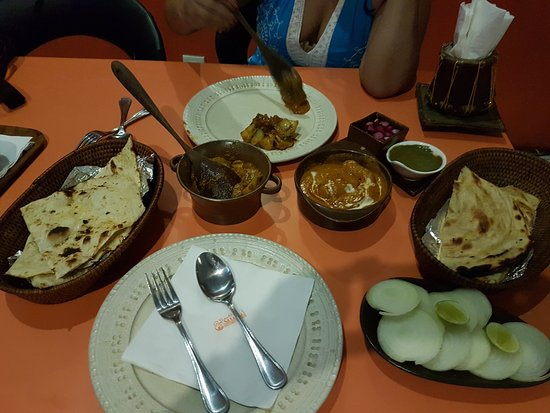 Picture of atithi indian contemporary resto for Atithi indian cuisine