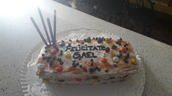La Palma de Cervello, Espanha: Bi-Bo Bar-Cafetería