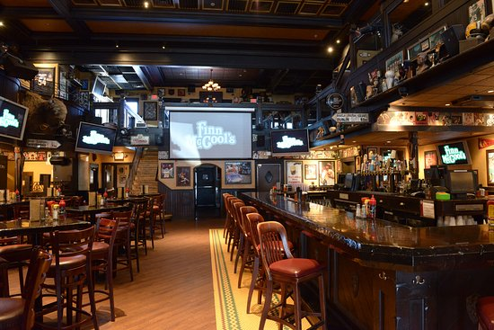 Crystal Lake, IL: With more than 30 TV's and 2 floors of seating, we have you covered! Great food and great people