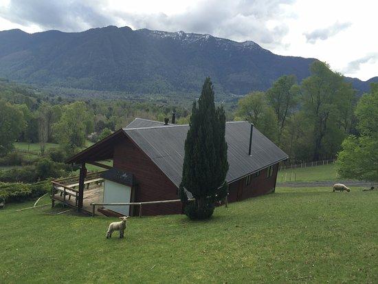 Mirador los Volcanes Lodge & Boutique: Cabaña Lanin1