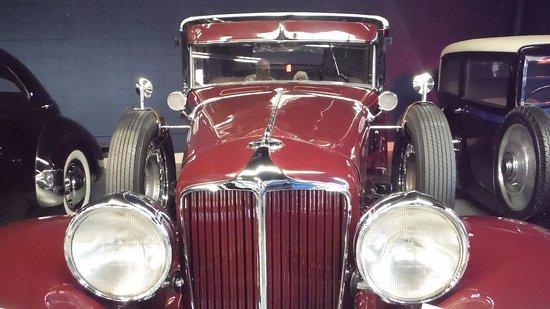 Pinellas Park, FL: Cars were beautiful.