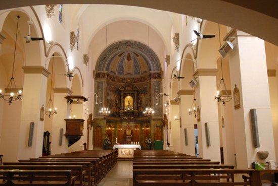 Caldes d'Estrac, Spain: dentro