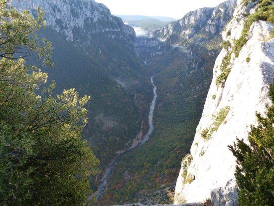 La Palud sur Verdon, Francia: les gorges