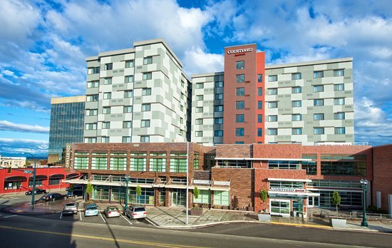 Everett, Etat de Washington : Exterior