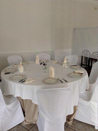 Arteixo, España: Amplio comedor