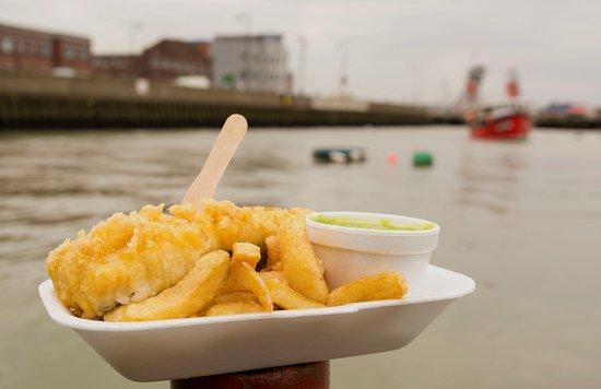 pieseas chippy harwich restaurant bewertungen telefonnummer fotos tripadvisor