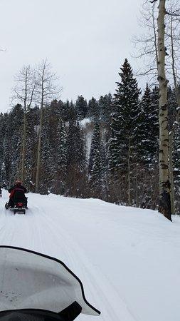 Park City, UT: Trail riding