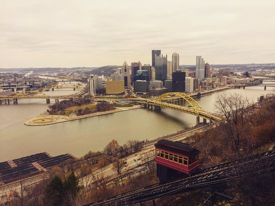 Duquesne Incline: The Steel City