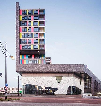 Photo of Music Venue Doornroosje at Stationsplein 11a, Nijmegen 6512 AB, Netherlands