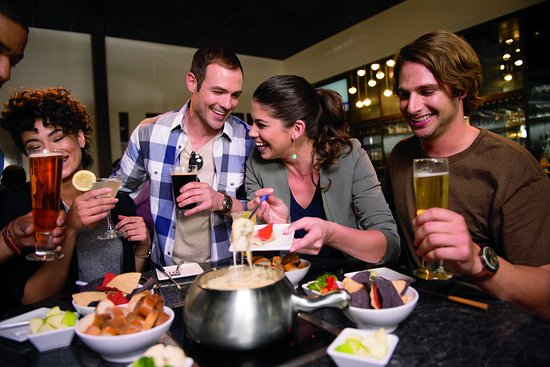 Melting Pot Fondue Restaurant