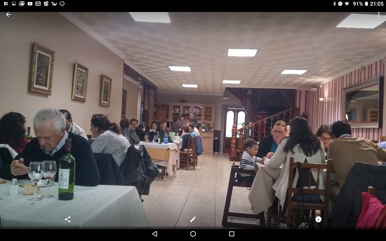 Forcarei, Spain: Comedor