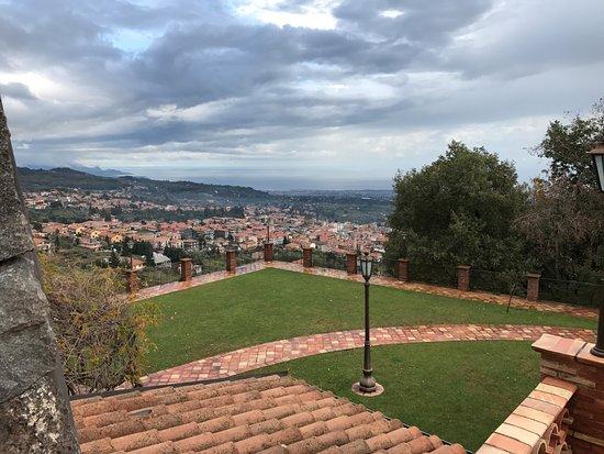 Zafferana Etnea, Italië: panorama