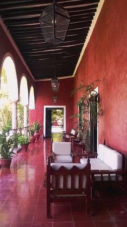 Hacienda San Miguel: Casa Principal - Main House