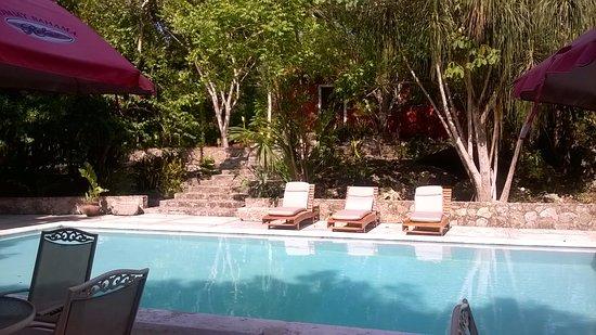 Hacienda San Miguel: Alberca - Swimming pool
