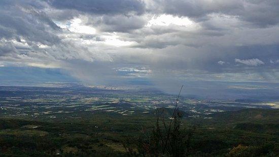 Grand Mesa: Vistas