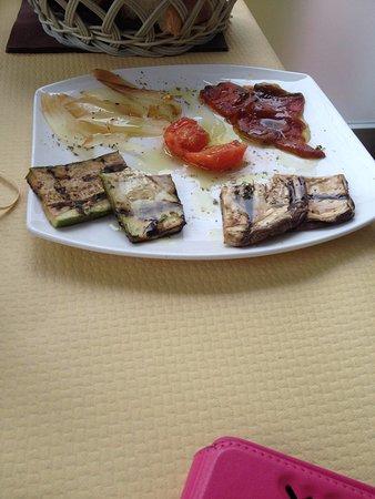 Barcellona Pozzo di Gotto, Italia: verdurine dell'orto