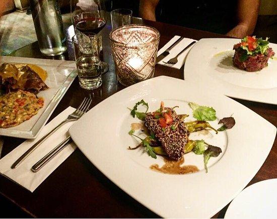Unterhaching, Germany: Unglaublicher Abend. Mit tollem Essen und super Atmosphäre! Die Gerichte aus der Tageskarte ware