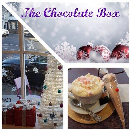 Prestbury, UK: The Chocolate Box