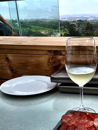 Constantia, South Africa: Cheese platter