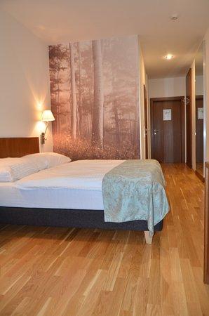 Benediktushaus Guest House: unser Zimmer