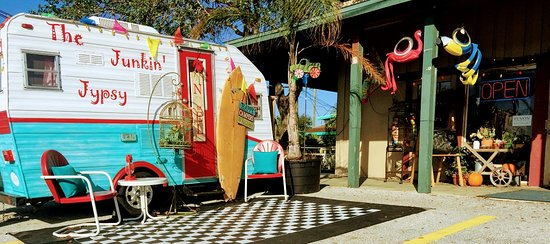 Rockledge, FL: Welcome to The Junkin' Jypsy!