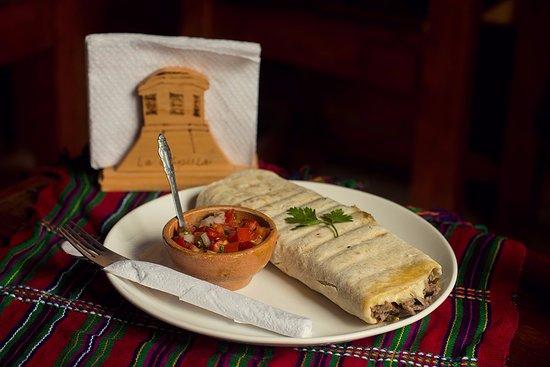 Nebaj, Guatemala: Burritos