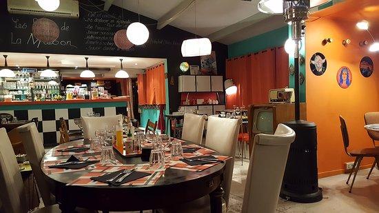 Valbonne, Γαλλία: Decoración vintage