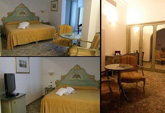 Abano Terme, Włochy: Suite doge