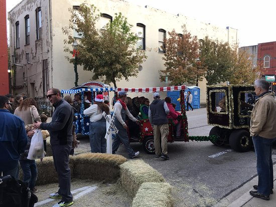 McKinney, TX: Home for the Holidays Train