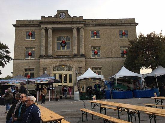 McKinney, TX: The Courthouse