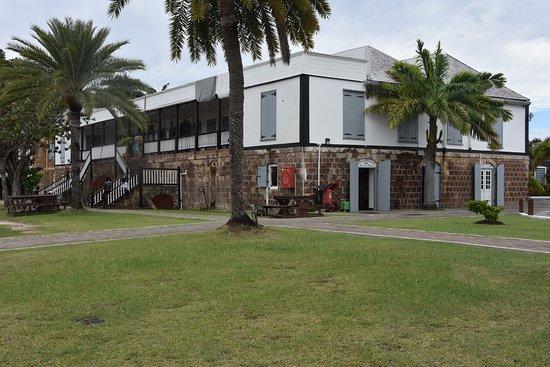 Englis Harbour, Antigua: Colonial Era buildings