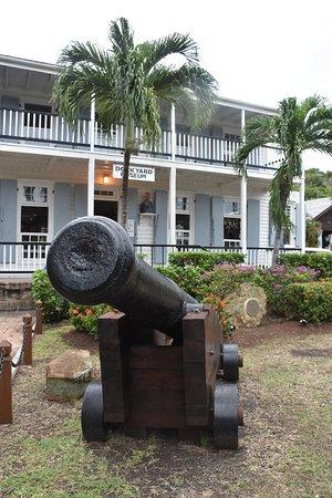 Englis Harbour, Antigua: Museum