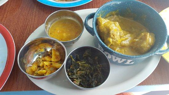 Belmopan, Belize: Butter Chicken at its BEST!