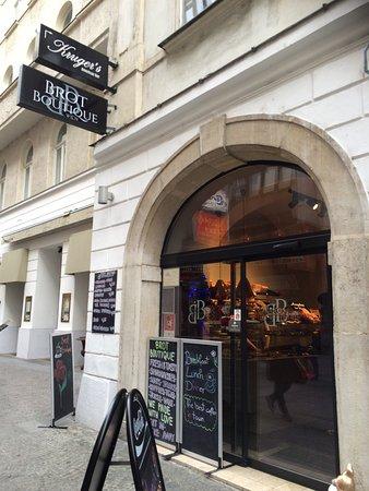 Photo of Restaurant Brot Boutique at Krugerstrasse 7, Vienna 1010, Austria