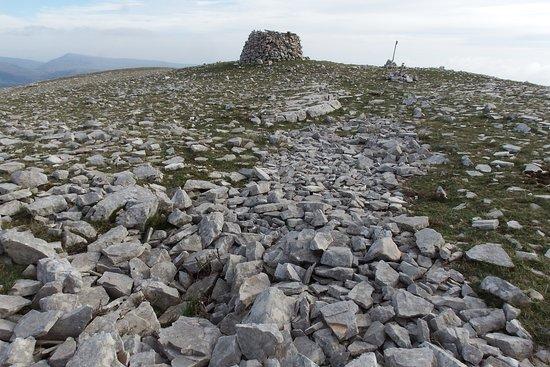 San Giovanni Rotondo, Italia: la cima di Monte Calvo
