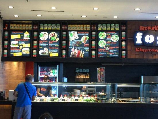 Bondi, أستراليا: on arrival & ordering