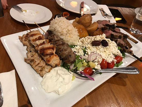 Dartmouth, Canada: Grilled Platter!