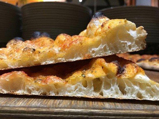 Assago, Italia: Alcune delle pizze fatte all'Agora' !!!