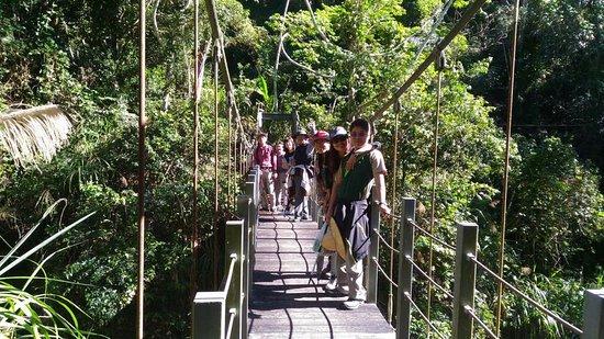 Yunlin, Taiwan: 小吊橋