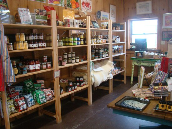 Lawrenceville, NJ: The farm store stocks all sorts of lcoal goodies, plus our cheeses and grass-fed meats.