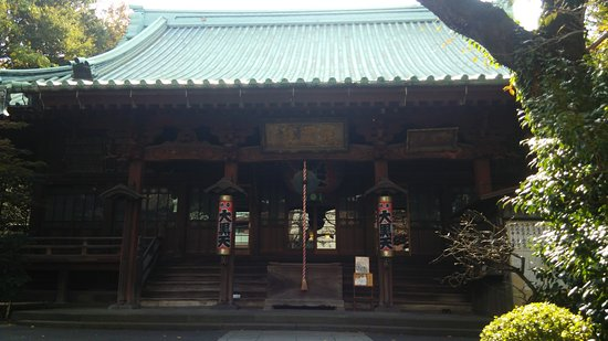 Gokoku-in Temple