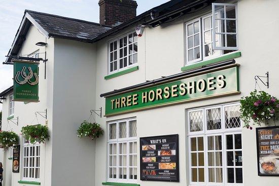 Three Horse Shoes Inn Newport