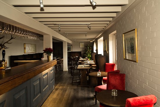 Strath Tummel, UK: Bar