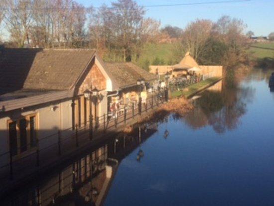 Bromsgrove, UK: A we'll earned drink
