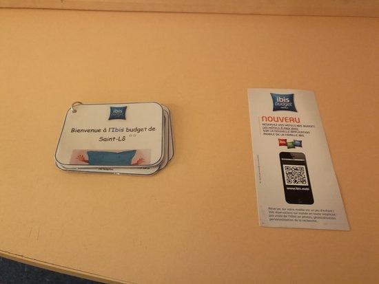 Saint-Lo, Francja: Ibis Budget Saint Lo