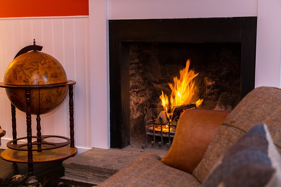 Strath Tummel, UK: The Snug
