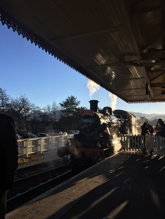 Aviemore, UK: Strathspey Steam Railway